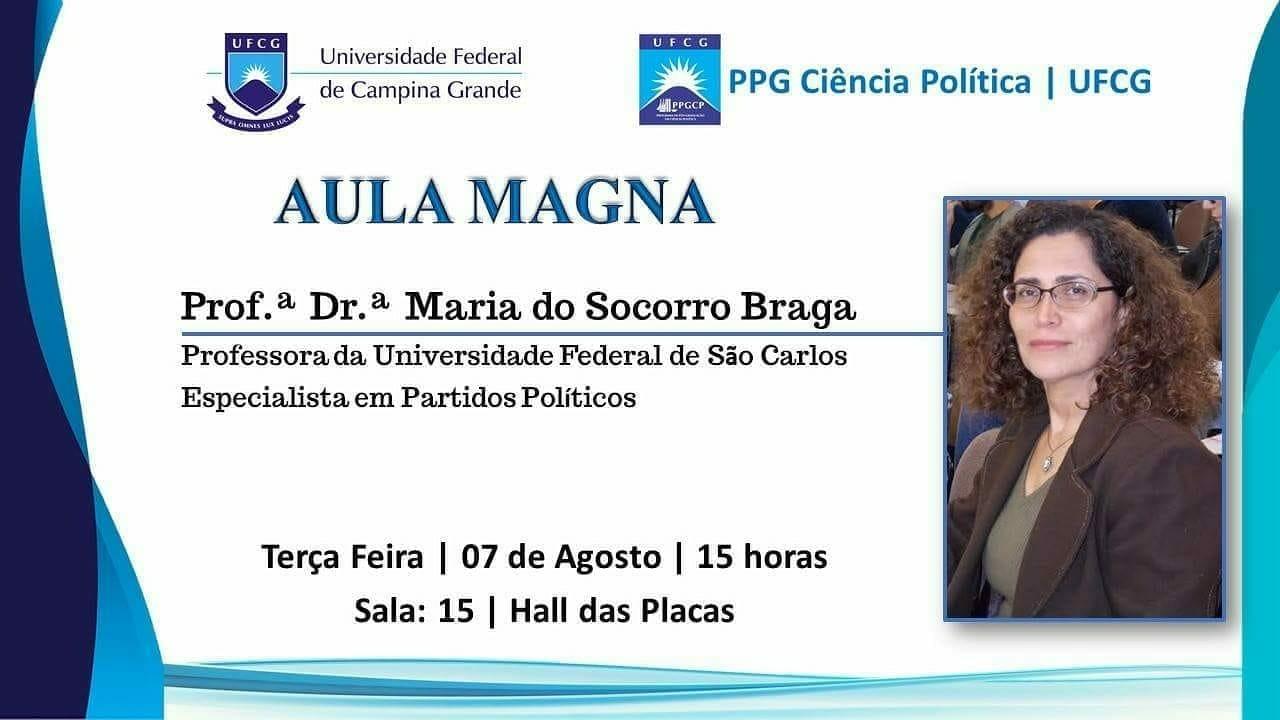 Aula magna 2018.2